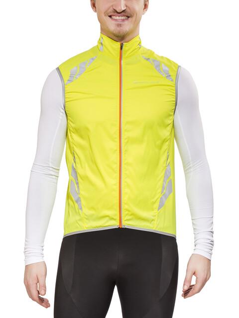 Endura Lumigilet Miehet Pyöräilyliivi , keltainen